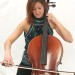 Starlet Smith plays the cello