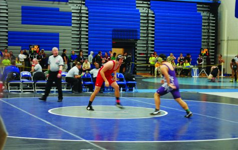 Wrestling Team Begins New Season