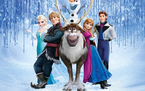 Frozen soundtrack freezes out the competition