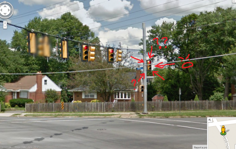 The mysterious third light: Awkwardly placed, counterintuitive traffic light on Westmoreland and Kirby intersection presents real and serious danger to McLean drivers