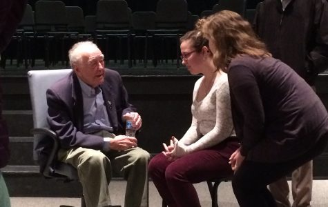 Holocaust survivor speaks to McLean students