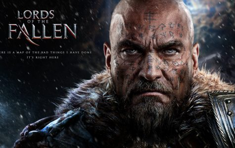 Lords of the Fallen is okay