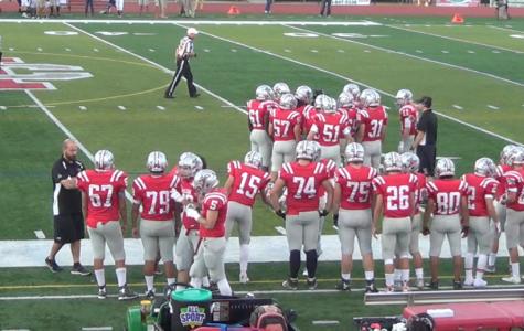 Varsity football shaking off slow start