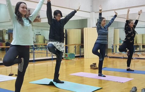 Yoga and Mindfulness Program improves student well-being