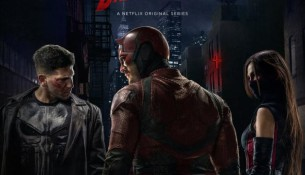 The lines between good and evil are blurred in the new season of Daredevil with the introduction of the Punisher and Elektra. Matt must decide how far he is willing to go for justice. Image obtained via Google Images under a Creative Commons license.