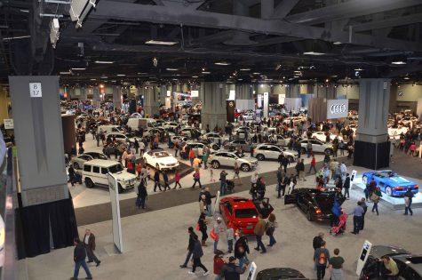 Washington Auto Show Photo Gallery