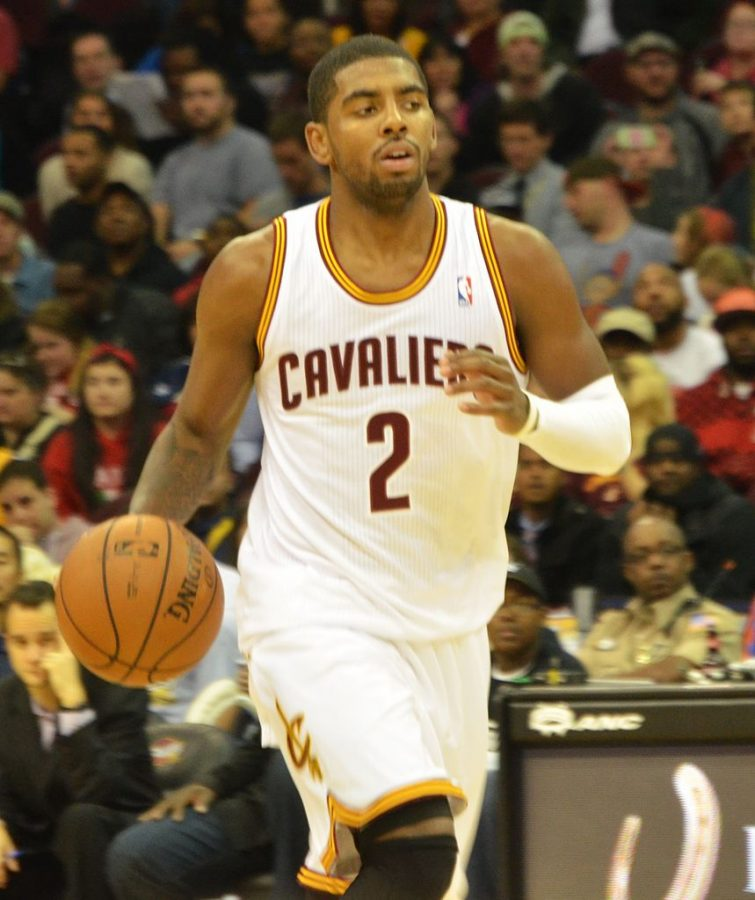 Cav%27s+point+guard%2C+Kyrie+Irving+makes+his+fourth+all+star+appearance.+%28+Photo+obtained+under+a+Creative+Commons+license.+Photo+obtained+under+a+Creative+Commons+license.%29