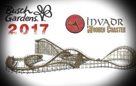 Invadr conquers the family coaster market at Busch Gardens