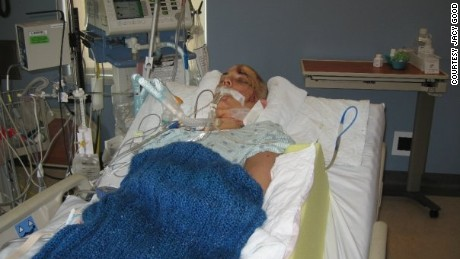 Car crash victim promotes safe driving at McLean High School assemblies