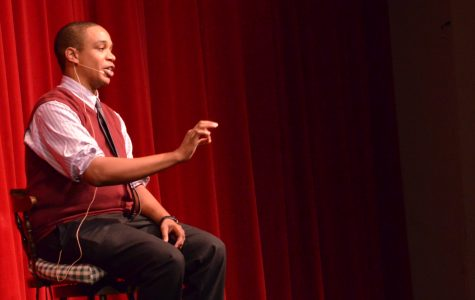 Speaker gives hope to depression sufferers