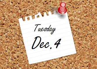 Dec. 4 Bulletin