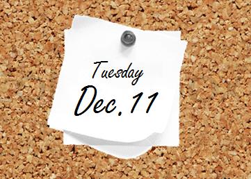Dec. 11 Bulletin