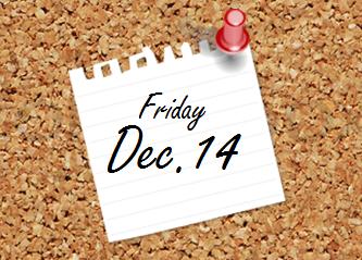 Dec. 14 Bulletin