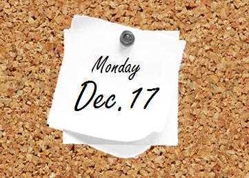 Dec. 17 Bulletin