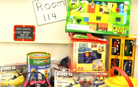 McLean collects Toys for Tots
