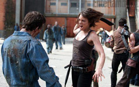 Has The Walking Dead gone too far?