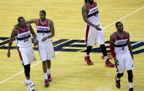Wizards cool down surging Thunder