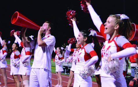 Cheerleading goes beyond the sidelines