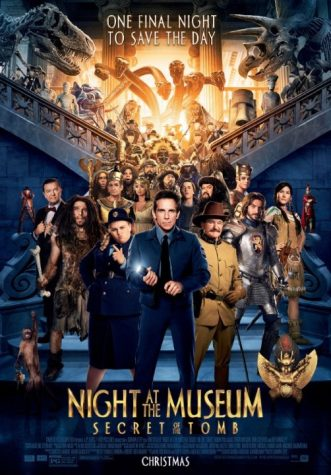 """""""Night at the Museum: Secret of the Tomb"""