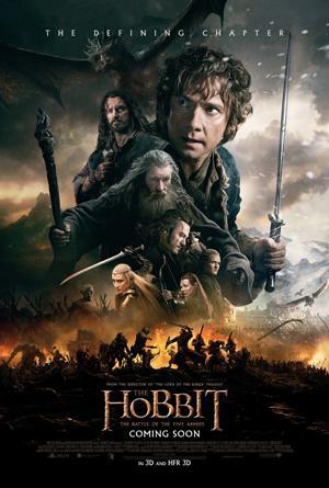 Hobbit trilogy finale falls flat