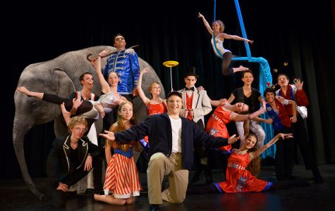 """McLean Theatre's """"Big Fish"""" selected to perform at the International Thespian Festival"""