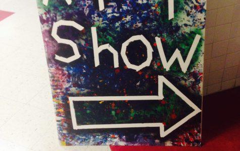 McLean art students celebrate their work