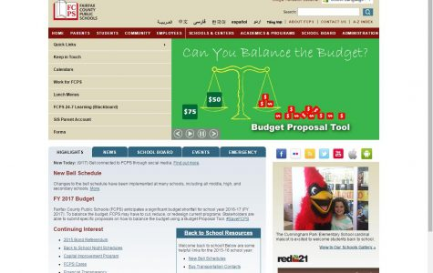 FCPS Budget Proposal Tool Review