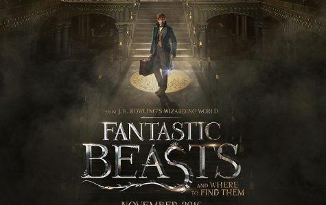 Fantastic Beasts falls just short of fantastic