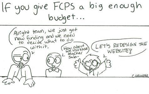 FCPS makeover fails to hide enduring faults