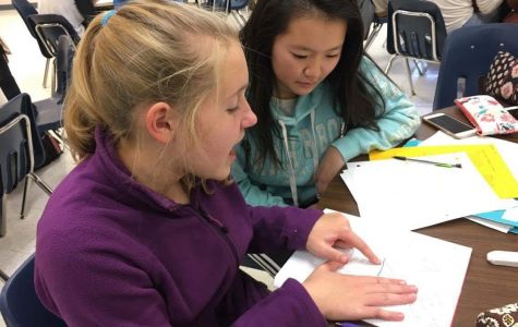 McMatics kicks off its start as a math tutoring club