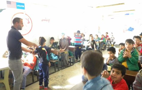 Humanitarian aid from DC takes charge in Jordan