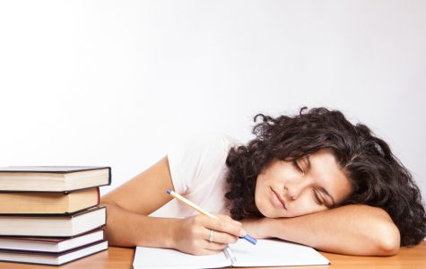 Students suffer from sleep deprivation