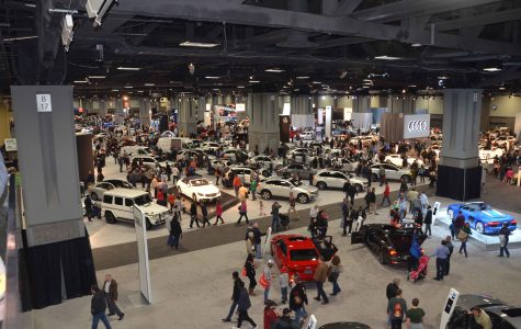 Washington Auto Show Photo Gallery