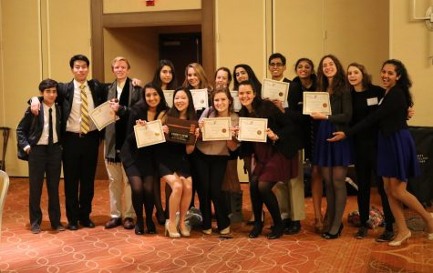 McLean Model UN competes at Ivy League Conference