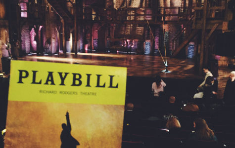 A Hamilfan's live experience