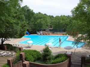 Highlands Swim & Tennis in McLean, Virignia.