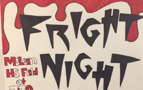 Friday night 'fright night'