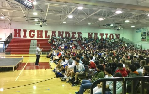 Chris Herren shares his struggles with substance abuse