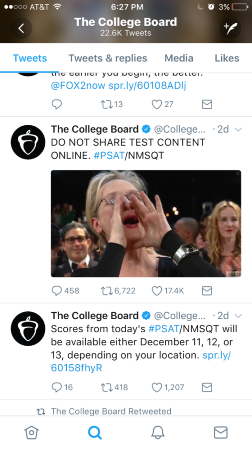 Annual+PSAT+memes