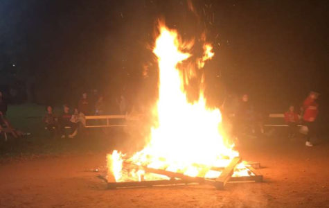 First annual McLean bonfire proves to be a success