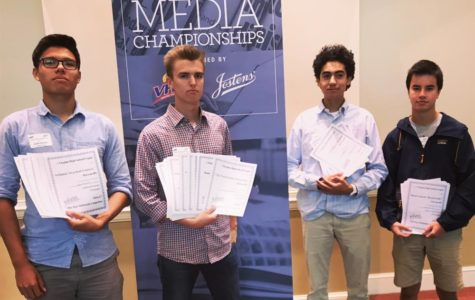 McLean media wins big at VHSL Championships