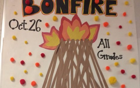 Mark your calendar for bonfire night