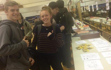 Thanksgiving crafts entertain seniors