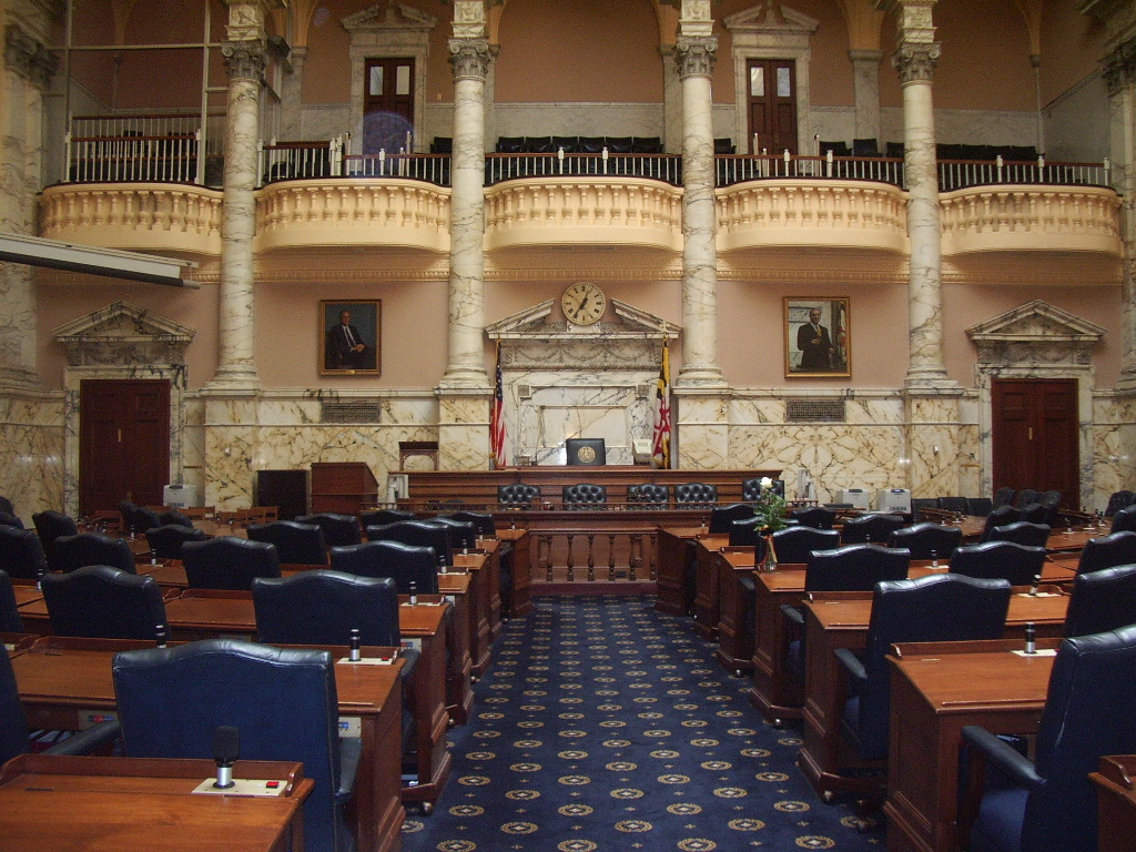 House of Delegates -  Photo obtained via Google Images under a Creative Commons license