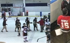 McLean hockey team honors Zack Heuple