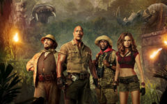 Jumanji: Dated but fun