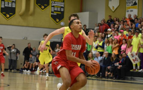 Highlanders fall to Saxons in close rivalry matchup