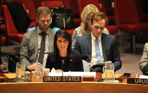 U.S. Ambassador to the UN Nikki Haley (creative commons)
