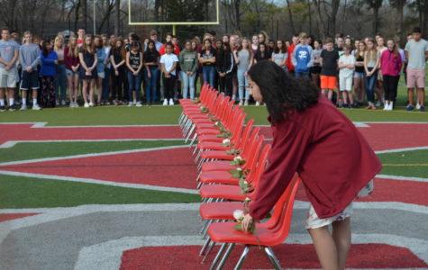 Parkland shooting victims honored at McLean vigil