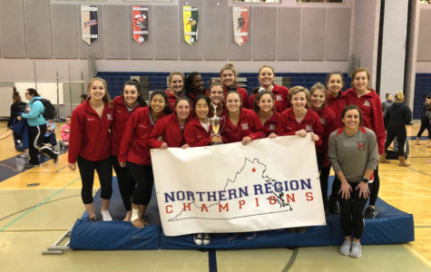 McLean gymnastics wins second consecutive regional title